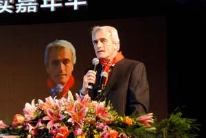 O Γενικός Γραμματέας Τουρισμού Γεώργιος Πουσσαίος στην Κίνα
