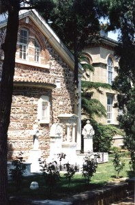Ανοίγει τις πύλες της, η Ιερά Θεολογική Σχολή της Χάλκης