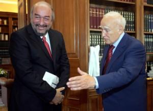 Με τον Πρόεδρο της Δημοκρατίας συναντήθηκε ο Υφυπουργός Τουρισμού Γ. Νικητιάδης