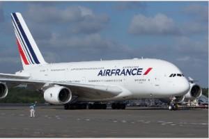 Air France's Airbus A380