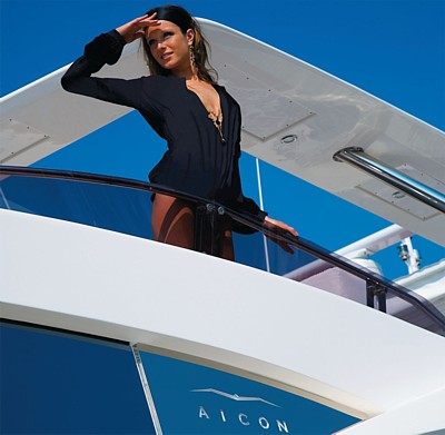 """""""Kiriacoulis"""", participated dynamically in the floating boat show Exclusive Yachting 2010 that took place from 16 to 20 September at the Olympic Marina of Aghios Kosmas."""