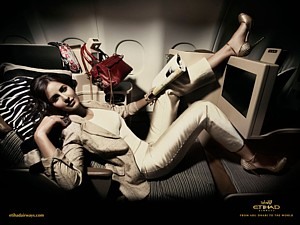 Katrina Kaif υπέγραψε ως πρέσβειρα της Etihad Airways