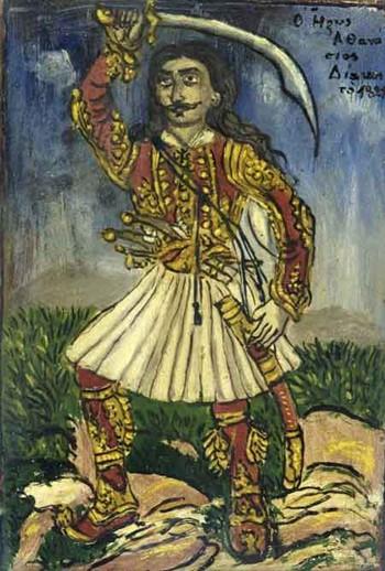 Στις 15 Σεπτεμβρίου, στο Μουσείο Μπενάκη, ξεκινά έκθεση αφιερωμένη στον Θεόφιλο με έργα του από την συλλογή της Εμπορικής Τράπεζας