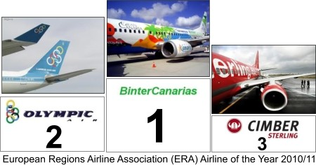 ERA Airline of the Year 2010/11