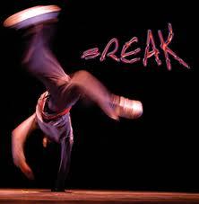 """Εντυπωσιακό 20λεπτο """"Break show"""", κατά την διάρκεια των εγκαινίων του περιπτέρου του Υπουργείου Πολιτισμού και Τουρισμού, στην ΔΕΘ"""