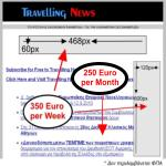 Daily Travelling News Price List