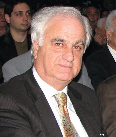 O κ. Γιάννης Διαμαντίδης υπουργός Θαλασσίων Υποθέσεων, Νήσων και Αλιείας