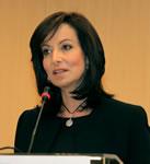 η υπουργός Παιδείας Άννα Διαμαντοπούλου