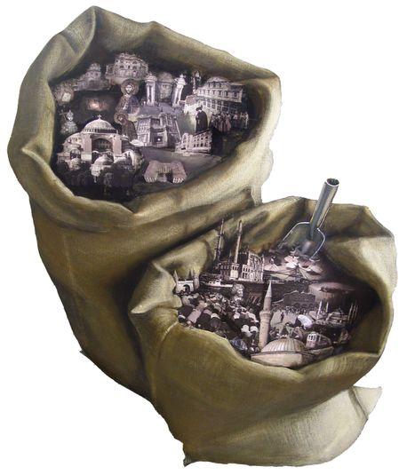 """Η έκθεση """"Ιχνηλατώντας την Κωνσταντινούπολη"""" τώρα και στο Τεχνόπολις"""
