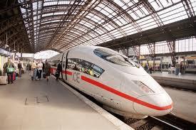 Φρανκφούρτη- Λονδίνο σε λιγότερο από 5 ώρες με τα Ice trains