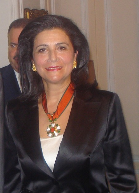 A highest honorary distinction was awarded to the Vice-President of the European Parliament, Greek MEP Mrs. Rodi Kratsa, by decision of the President of the Republic of Lebanon H.E. Michel Sleiman. Rodi Kratsa  was honoured for her faithful and valuable friendship towards the neighboring country and her longstanding dynamic support to the people of Lebanon, particularly during critical periods.