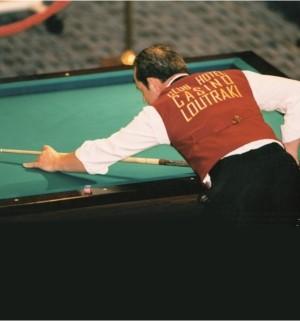 Το Final Four του τουρνουά Αμερικάνικου Μπιλιάρδου Μ2Μ στο Club Hotel Casino Loutraki