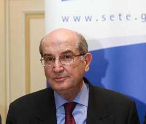 Νίκος Αγγελόπουλος, Πρόεδρος ΣΕΤΕ