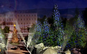 Christmas in Athens