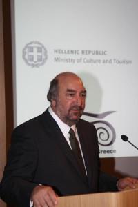 Το υπουργείο Πολιτισμού και Τουρισμού θέτει υπό την αιγίδα του, προωθεί και στηρίζει το θεσμό του «Ράλι Ακρόπολις», επισήμανε ο υφυπουργός κ. Γιώργος Νικητιάδης