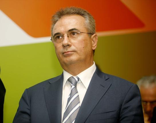 Ο Υφυπουργός Υποδομών, Μεταφορών και Δικτύων Γιάννης Μαγκριώτης
