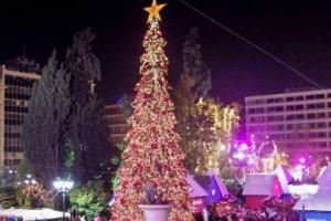 christmas-tree-athens-municipality
