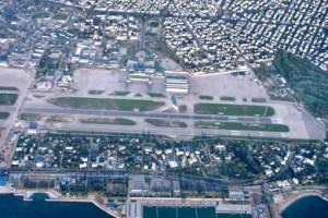 Περιοχή πρώην αεροδρομίου Ελληνικού