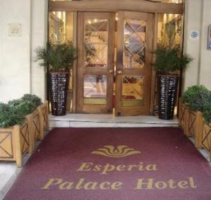 έκλεισε το esperia palace στην Αθήνα