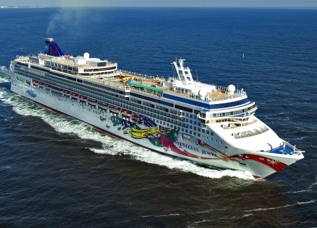 Norwegian Cruise Line positions new ships in Alaska and Bermuda for 2012/2013 season