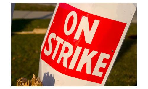 Απεργιακές κινητοποιήσεις από την Δευτέρα 13, Δεκεμβρίου, ξεκινούν οι εργαζόμενοι
