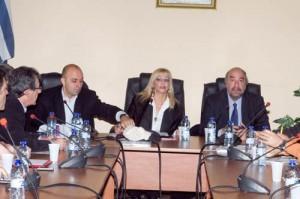 ο υφυπουργός Πολιτισμού και Τουρισμού συμμετείχε σε ευρεία σύσκεψη που πραγματοποιήθηκε στο δημαρχείο Λέρου για την τουριστική ανάπτυξη του νησιού