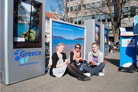 Μεγάλη προβολή της Ελλάδας στη διεθνή έκθεση τουρισμού της Νορβηγίας, και μεγάλες απουσίες στη Φιλανδία στη Μάτκα