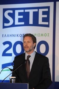Ομιλία του Υπουργού Πολιτισμού και Τουρισμού Παύλου Γερουλάνου στην εκδήλωση του ΣΕΤΕ για την παρουσίαση της έρευνας «Ελληνικός Τουρισμός 2020»