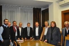 Σύσκεψη με Υφυπουργό Υγείας για τα προβλήματα λειτουργίας του Κέντρου Υγείας Καλυβίων