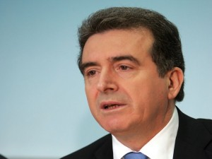 Υπουργός Περιφερειακής Ανάπτυξης και Ανταγωνιστικότητας, κ. Μιχάλης Χρυσοχοϊδης