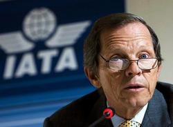 Giovanni Bisignani, IATA's Director General and CEO / Image via mercopress.com