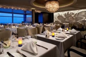 Blu Restaurant - Deck 5 Aft Celebrity Eclipse - Celebrity Cruises