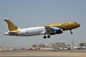 Gulf Air flies to Alexandria