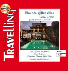 Hellenic Travelling May 2011 – travel & tourism news in brief