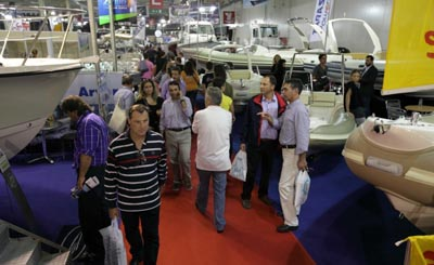 33rd Athens International Boat Show 2011