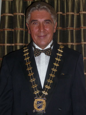 salih cene skal International president
