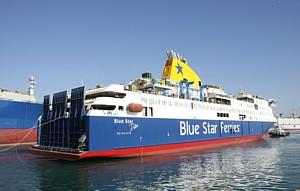 Στις αρχές Νοεμβρίου η παραλαβή του Blue Star Delos
