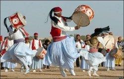 Διεθνές Φεστιβάλ διοργανώνεται στην όαση Ντουζ, της Τυνησίας