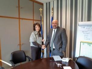 Γιώργος Νικητιάδης - Μαρία Δαμανάκη, μίλησαν για τον αλιευτικό τουρισμό στη χώρα μας