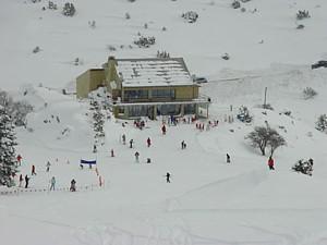 Χιονοδρομικό Κέντρο Μαίναλου