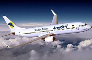 Η Aerosvit μειώνει τα δρομολόγια της για Αθήνα
