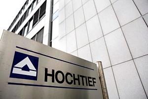 Η Hochtief ανέβαλε τη πώληση των αεροδρομίων