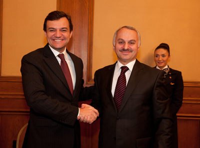 Συμφωνία κοινού κωδικού Turkish με ΤΑΜ και Aerosvit