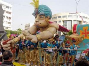 Καρναβάλι στη Κύπρο