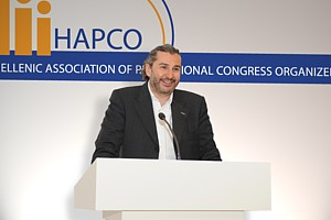 Mr. Panagiotis Podimatas was reelected as chairman of the Congress Rental Network