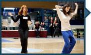 Χορευτές από το Βρότσλαβ θα ζεσταίνουν τους φιλάθλους πριν τις αγώνες UEFA EURO 2012™.