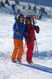 Parnassos - Paba Bear Ski cup 2012