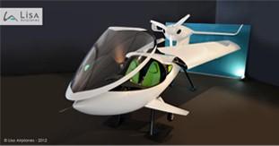 LISA Airplanes