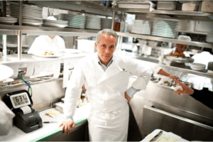 Celebrity Chef Geoffrey Zakarian