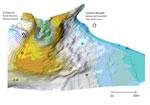 3D βαθυμετρία της επιφάνειας του βυθού στη θαλάσσια περιοχή του σπηλαίου Φράγχθι (προκαταρκτικό στάδιο)